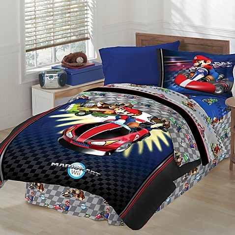Super Mario Bros.® Bedding and Bath Collection