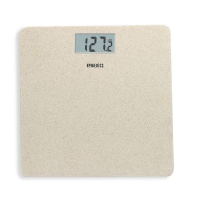 HoMedics® Solcom™ Composite Digital Bathroom Scale
