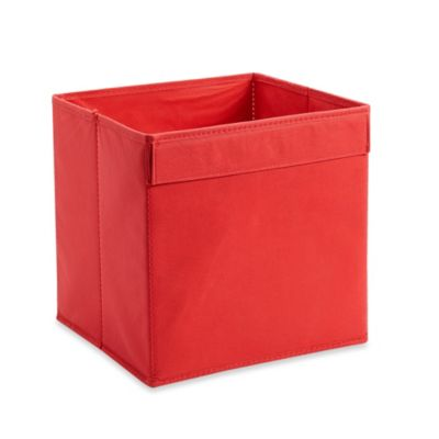 Real Simple® Fabric Bind in Red