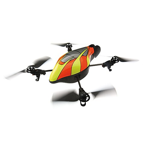 Parrot AR Drone Quadricopter in Yellow