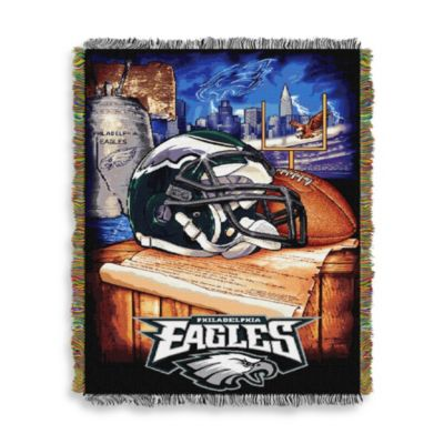 NFL Philadelphia Eagles Tapestry Throw