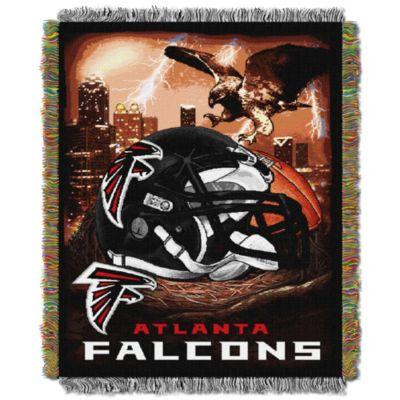 NFL Atlanta Falcons Tapestry Throw