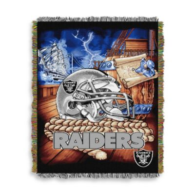 Raiders Bedding