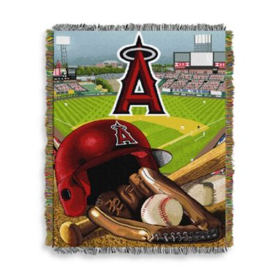MLB Tapestry Throw