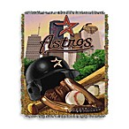 MLB Houston Astros Tapestry Throw