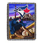 MLB Toronto Blue Jays Tapestry Throw
