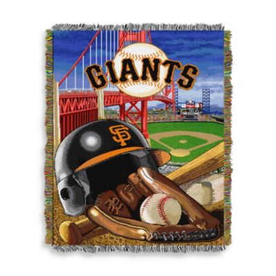 San Francisco Giants Bedding