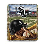 MLB Chicago White Sox Tapestry Throw