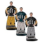 NFL Uniform Comfy Throw