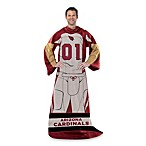 NFL Arizona Cardinals Uniform Comfy Throw