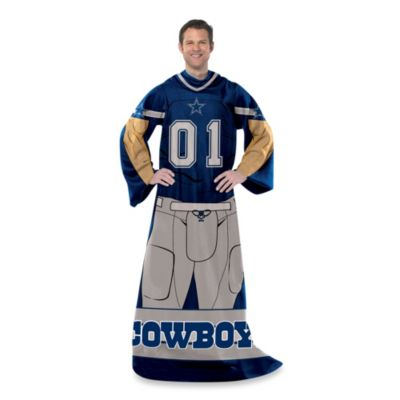 NFL Dallas Cowboys Uniform Comfy Throw