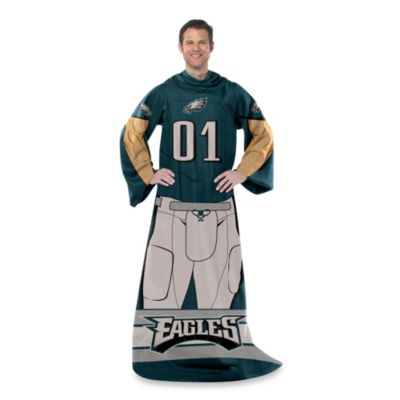 NFL Philadelphia Eagles Uniform Comfy Throw