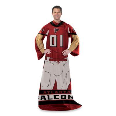 NFL Atlanta Falcons Uniform Comfy Throw