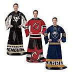 NHL Uniform Comfy Throw