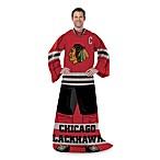 NHL Chicago Blackhawks Uniform Comfy Throw