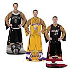 NBA Uniform Comfy Throw