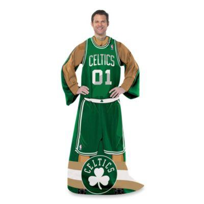 NBA Boston Celtics Uniform Comfy Throw