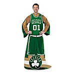 NBA Boston Celtics Uniform Comfy Throw