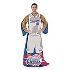 NBA Los Angeles Clippers Uniform Comfy Throw