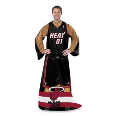 NBA Miami Heat Uniform Comfy Throw