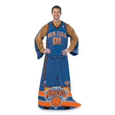 NBA New York Knicks Uniform Comfy Throw