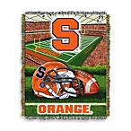 Syracuse University 48-Inch x 60-Inch Tapestry Throw Blanket