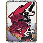 NHL Phoenix Coyotes Tapestry Throw