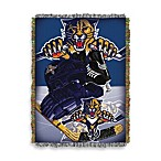 NHL Florida Panthers Tapestry Throw