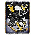 NHL Pittsburgh Penguins Tapestry Throw