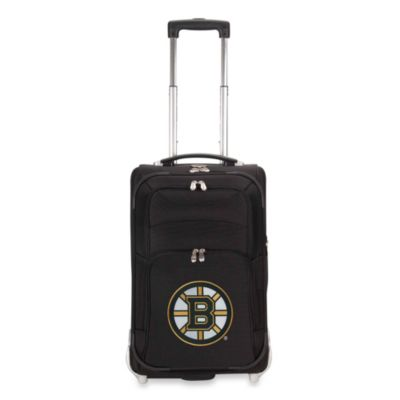 NHL Boston Bruins 21-Inch Carry-On