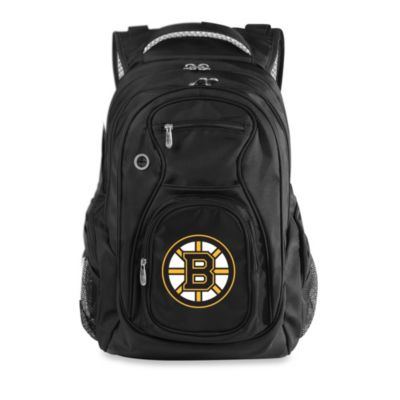 NHL Boston Bruins 19-Inch Backpack
