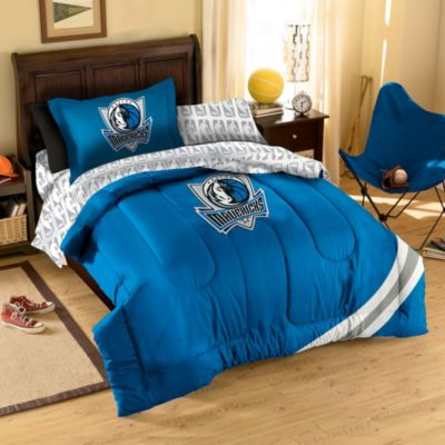 NBA Dallas Mavericks Twin 5-Piece Comforter Set