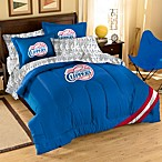 NBA Los Angeles Clippers Full 5-Piece Comforter Set
