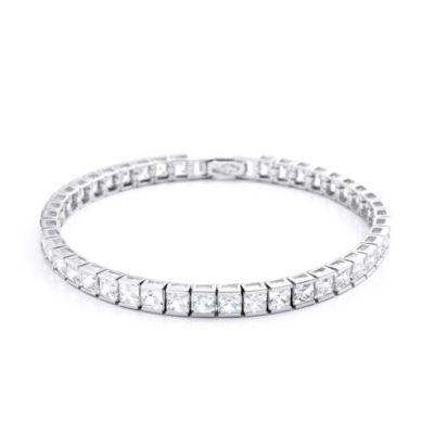 Crislu Tennis Bracelet