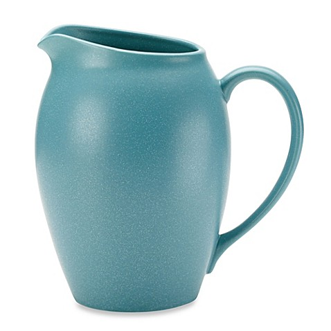 Noritake® Colorwave Pitcher in Turquoise