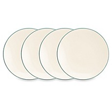 Noritake® Colorwave Mini Plates in Turquoise (Set of 4)