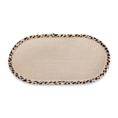 The Original™ Cat Bowl Mat in Taupe
