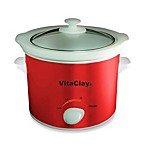 VitaClay® 2 In 1 Stoneware Yogurt maker and Slow Cooker