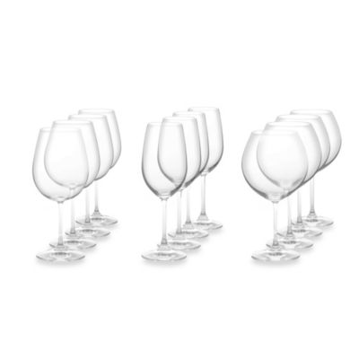 12-Piece Wine Glass
