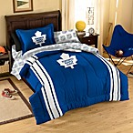 NHL Toronto Maple Leafs Complete Comforter Set