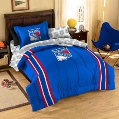 NHL New York Rangers Comforter Set