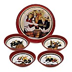 Certified International Buon Appetito Pasta Serving Collection