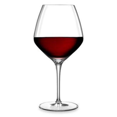 Luigi Bormioli Prestige Pinot Noir Stemware (Set of 4)