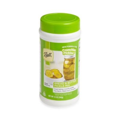 Ball® Bread & Butter Flex Batch Pickle Mix