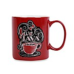 Chalk Java 16-Ounce Can Mug