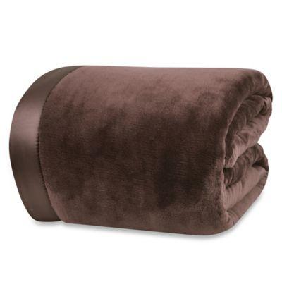 Berkshire Blanket® VelvetLoft™ Twin Blanket in Colt
