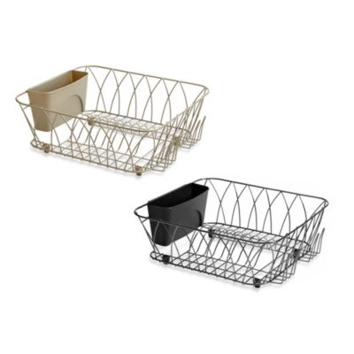 Chrome Dish Racks