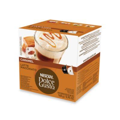 Nescafe® 16-Count Dolce Gusto® Caramel Latte Macchiato
