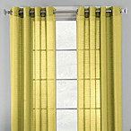 Knox Grommet Semi-Sheer Window Curtain Panels