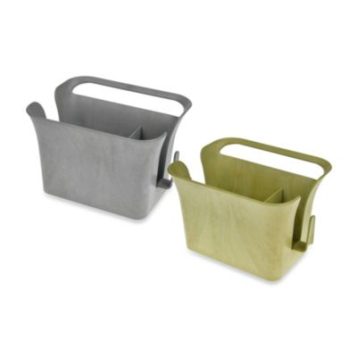 Bright Bin Sinky Caddy in Grey